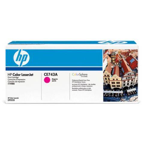 Тонер-картридж HP CE743A (Original)