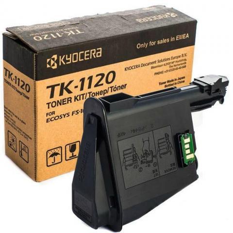 Тонер-картридж Kyocera TK-1120 (Original)