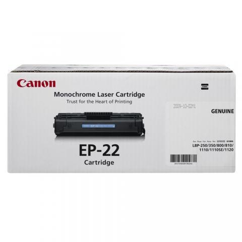 Тонер-картридж Canon EP-22 (Original)