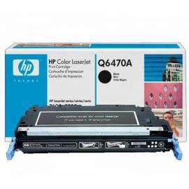 Тонер-картридж HP Q6470A (Original)