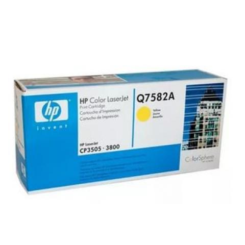 Тонер-картридж HP Q7582A (Original)