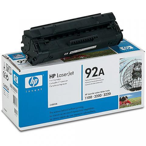 Тонер-картридж HP C4092A (Original)