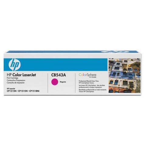 Тонер-картридж HP CB543A (Original)