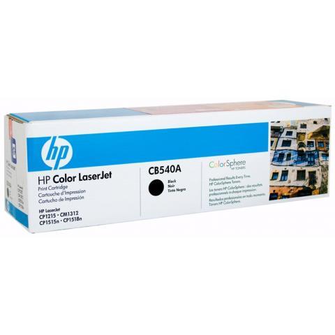 Тонер-картридж HP CB540A (Original)