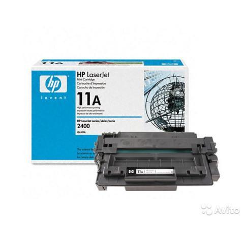 Тонер-картридж HP Q6511A (Original)