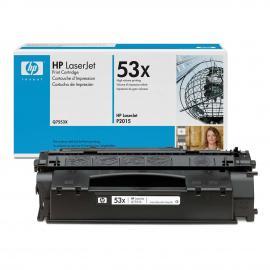 Тонер-картридж HP Q7553X (Original)