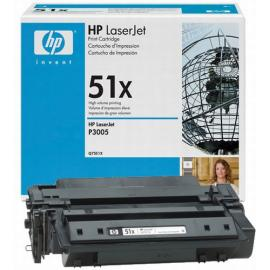 Тонер-картридж HP Q7551X (Original)