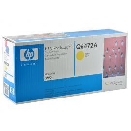 Тонер-картридж HP Q6472A (Original)