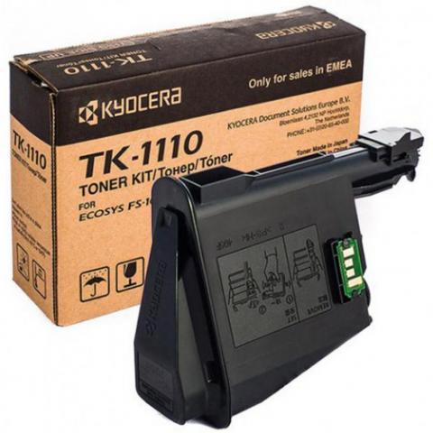 Тонер-картридж Kyocera TK-1110 (Original)
