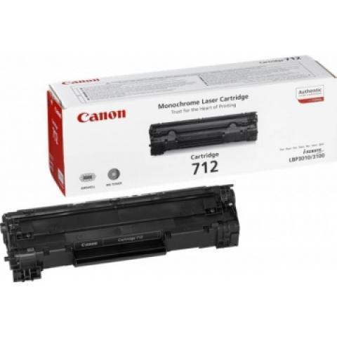 Тонер-картридж Canon 712 (Original)