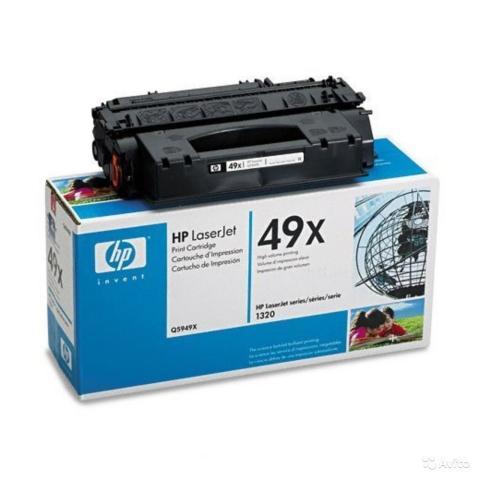 Тонер-картридж HP Q5949X (Original)