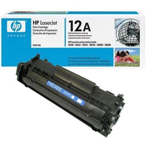 Тонер-картридж HP Q2612A (Original)