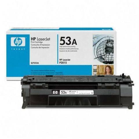 Тонер-картридж HP Q7553A (Original)